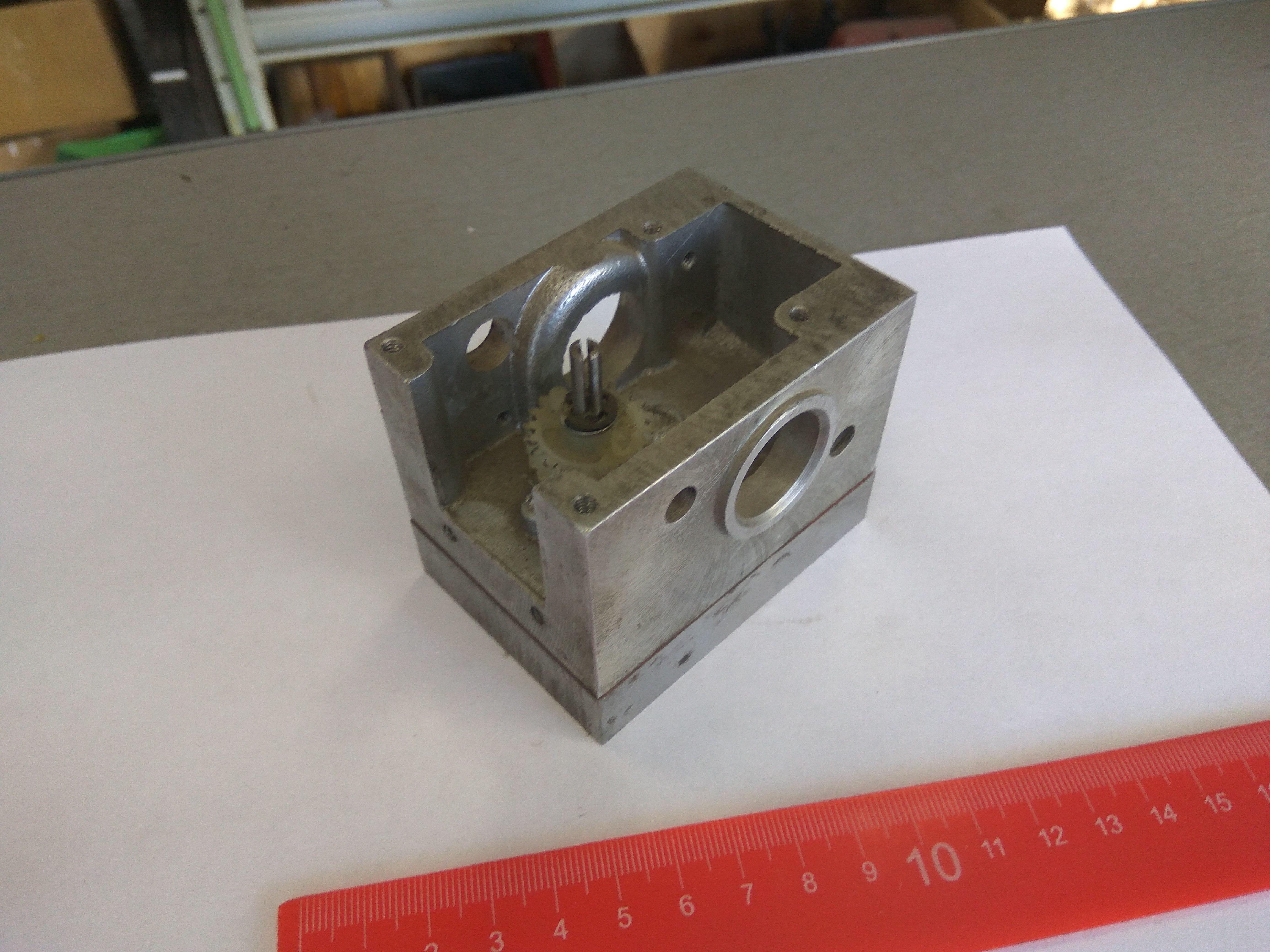 Насос топливный отопителя 2,65 л/ч 314.01-02.00.00/1; 42457А