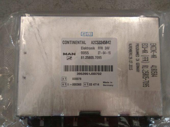 Блок управления двигателем MAN ЛиАЗ  81.25805.7095