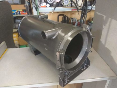 Теплообменник отопителя DWB 2020 ЛИАЗ, MB 469084 100954