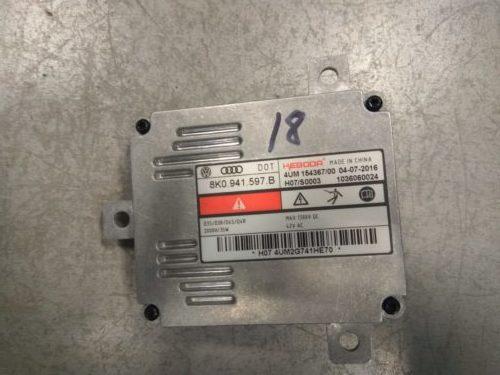Блок управления газоразрядной лампой 8K0941597B VAG KEBODA