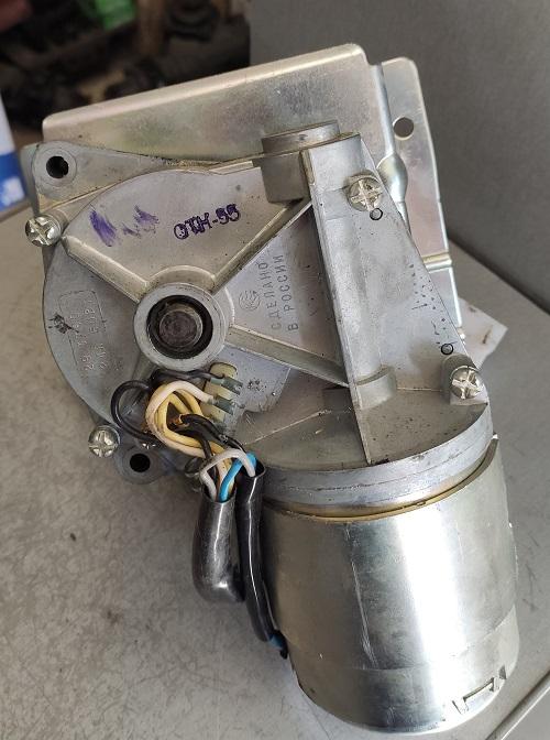 Мотор-редуктор стеклоочистителя 87.5205 /87.5205100/