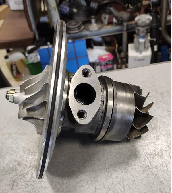 Комплект ротора турбокомпрессора 122.1118002 (ТКР 122)